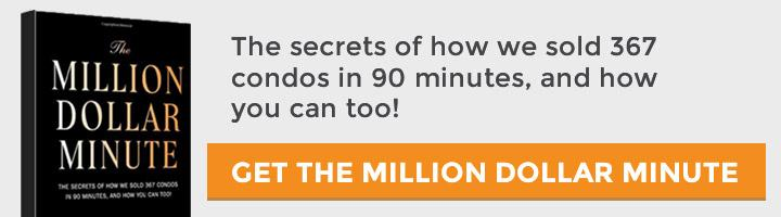 Get the Million Dollar Minute