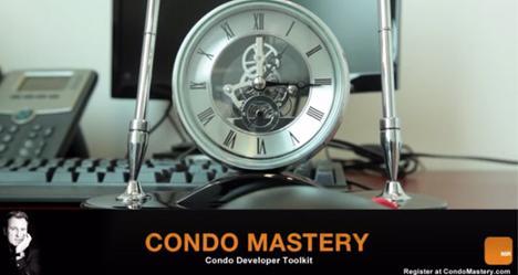 CONDO MASTERY TOOLKIT OVERVIEW