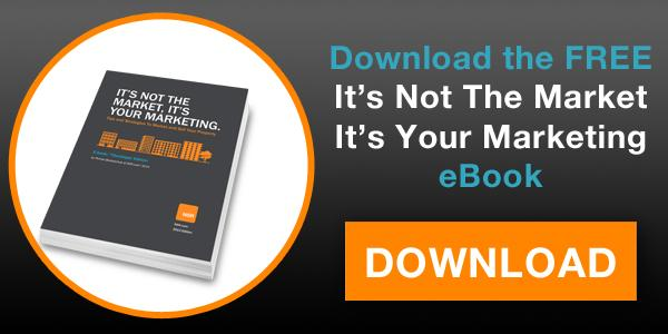 Download It's Not the Market, It's Your Marketing