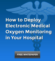 How to deploy electronic medical oxygen monitoring in your hospital