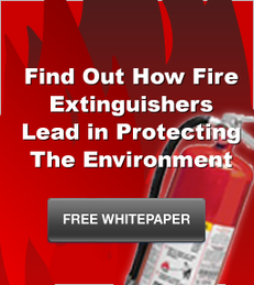 Find out how fire extinguishers lead in protecting the environment