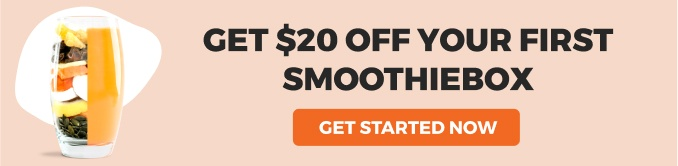 SmoothieBox offer | $20 off your first box