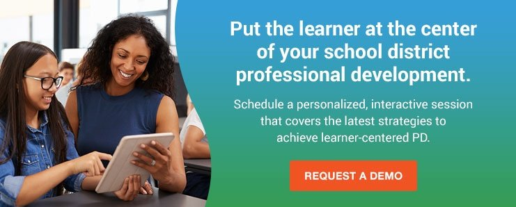 Learner-Centered PD
