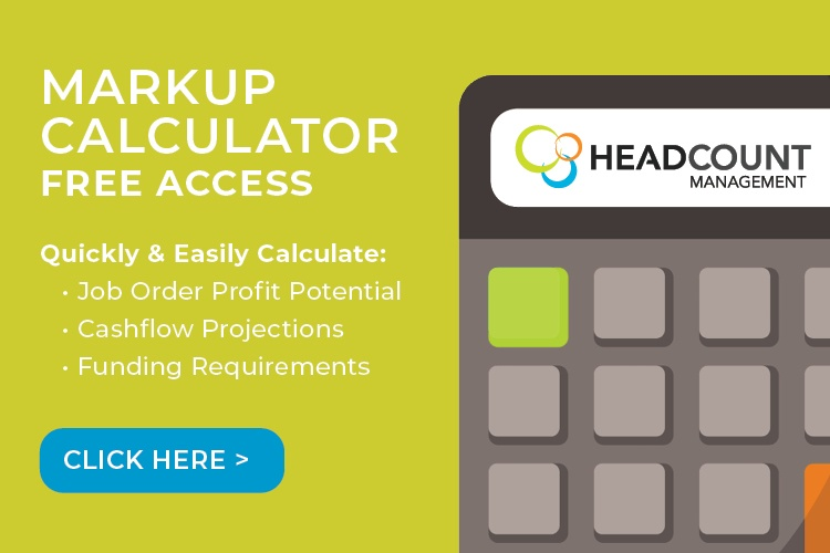 Free Staffing Markup Calculator