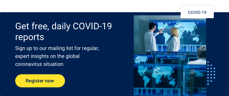 Get free, daily COVID-19 reports