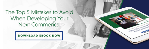 The Top 5 Mistakes to Avoid When Developing Your Next Commercial