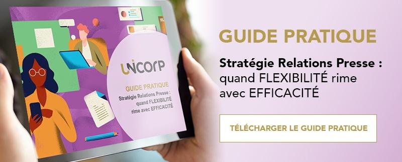 [Guide pratique] Stratégie Relations Presse : quand FLEXIBILITÉ rime avec EFFICACITÉ