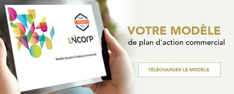 Télécharger le modèle de plan d'action commercial de HubSpot