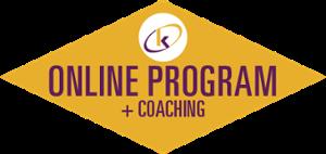 Get the accountability you need to follow through with a KUDOS Coach!