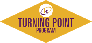 When you've reached your Turning Point, KUDOS can help!
