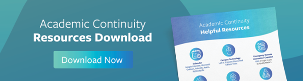 Academic Continuity Resources Download