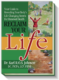 Reclaim Your Life Book 3D Reflect