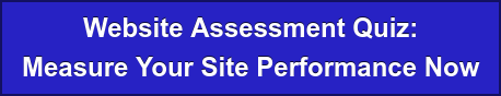 Website Assessment Quiz:  Measure Your Site Performance Now