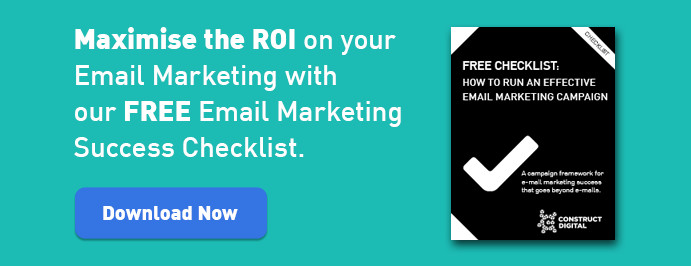 Get your Free Email Marketing Success Checklist