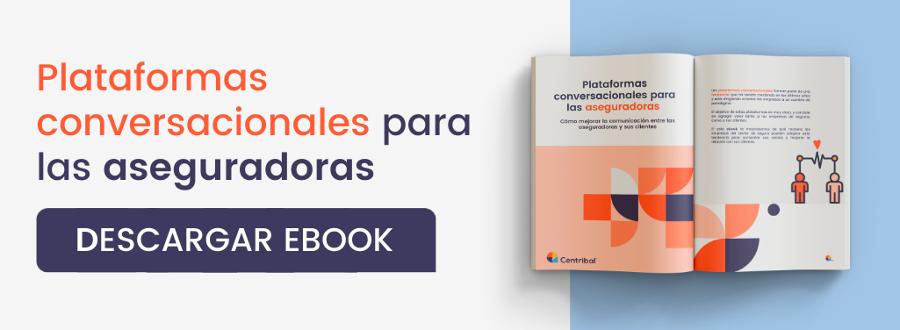 Plataformas conversacionales para las aseguradoras - Descarga ebook