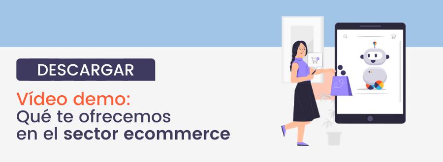 Vídeo-demo - Sector eCommerce