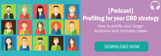 legal Podcast 1 - profiling for your CRO strategy