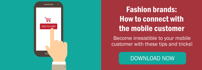 Fashion mobile marketing webinar series
