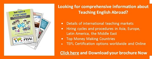 Download Your Free Guide to Finances and Teaching English Abroad