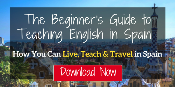Get your free guide to teaching English in Spain