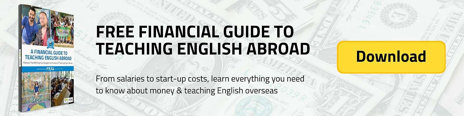 Free Financial Guide to TEFL