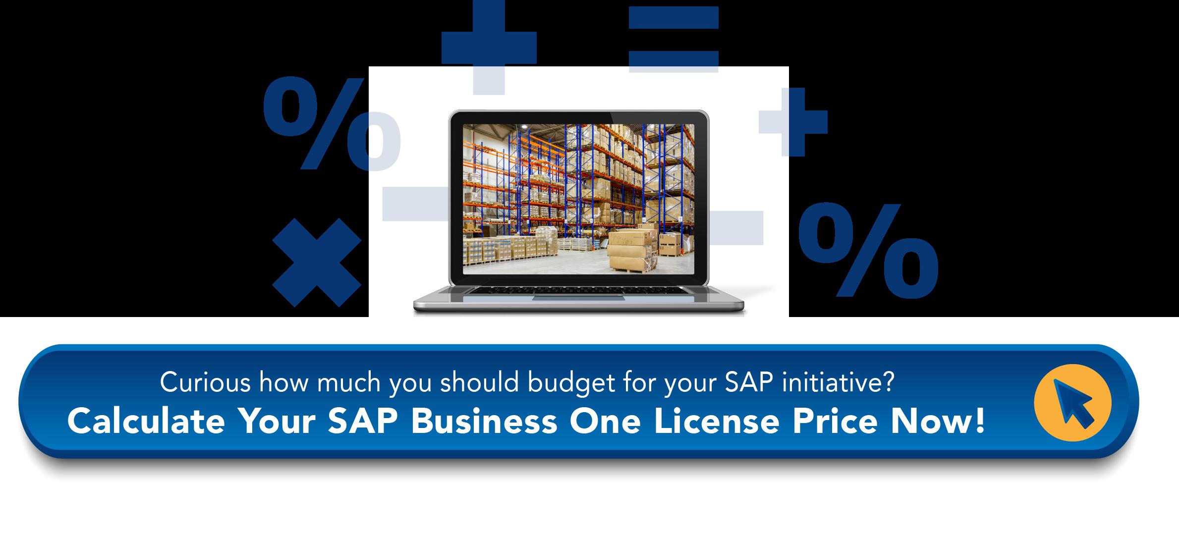 SAP Business One Price