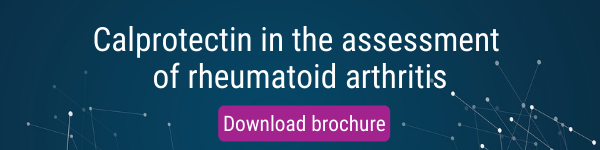 calprotectin rheumatoid arthritis