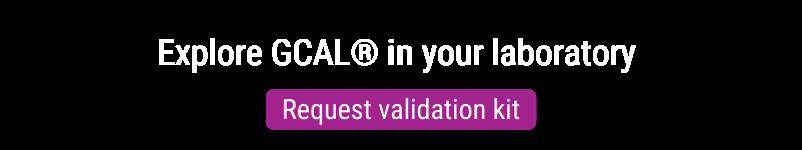 gcal validation kit