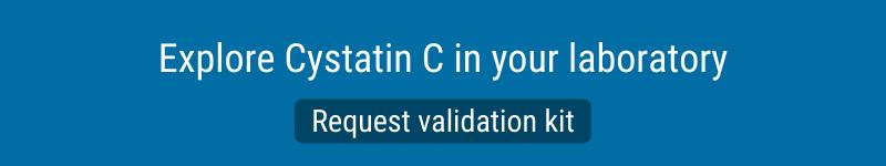 validation kit cystatin c