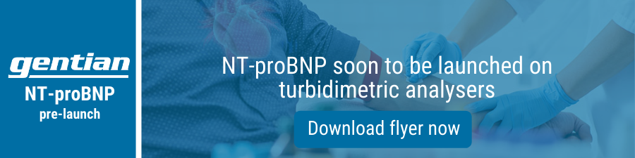 NT-proBNP on turbidimetric analysers