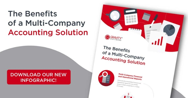 benefits of a multi-company accounting solution