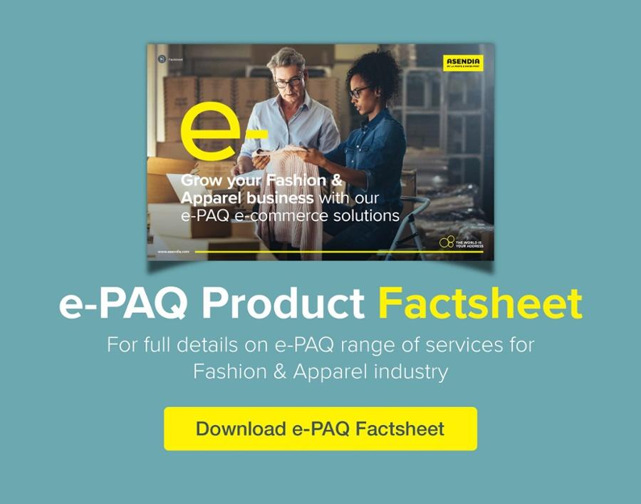 Fashion & Apparel Factsheet