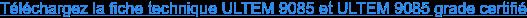 Téléchargez la fiche technique ULTEM 9085 et ULTEM 9085 grade certifié