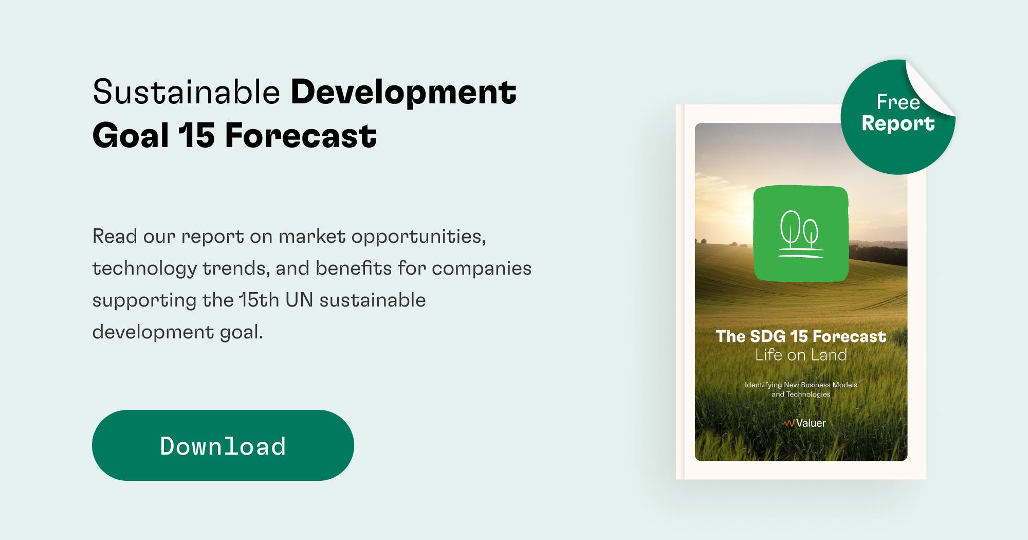 Download SDG 15 Forecast