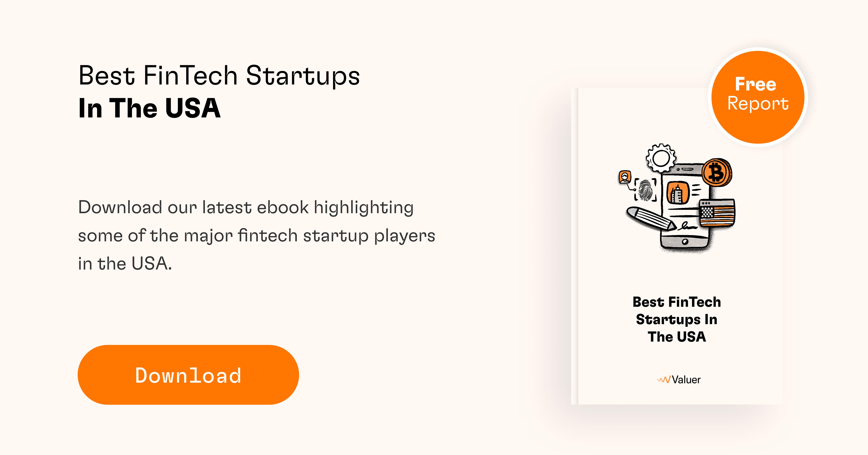Best Fintech Startups in the USA