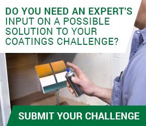 coating challenge
