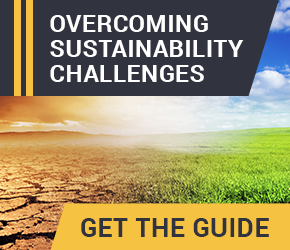 solutons to sustainability challenges