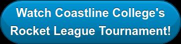 Watch Coastline College's  Rocket League Tournament!