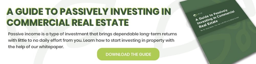 A Guide to Passively Investing In Commercial Real Estate