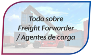 Todo sobre Freight Forwarder / Agente de carga