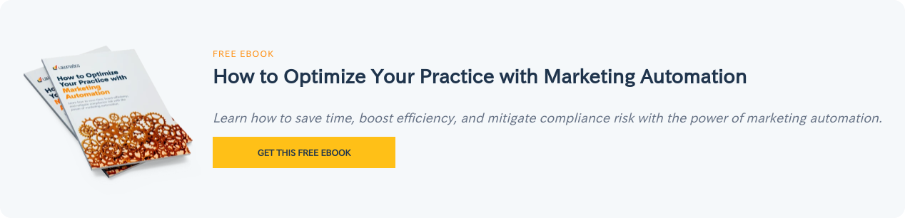 Free eBook  Marketing Automation  A Guide for How Marketing Automation Can Help You Optimize Your Practice Get this free ebook