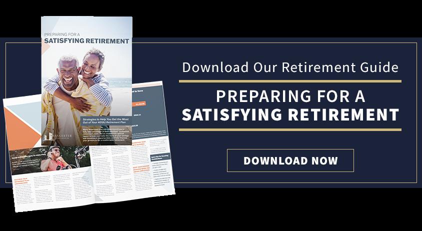 Bangerter_Financial_Preparing_For_A_Satisfying_Retirement