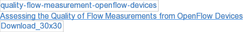 Assessing the Quality of Flow Measurements from OpenFlow Devices