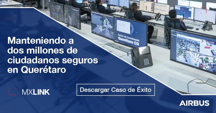 ciudadanos seguros en Querétaro