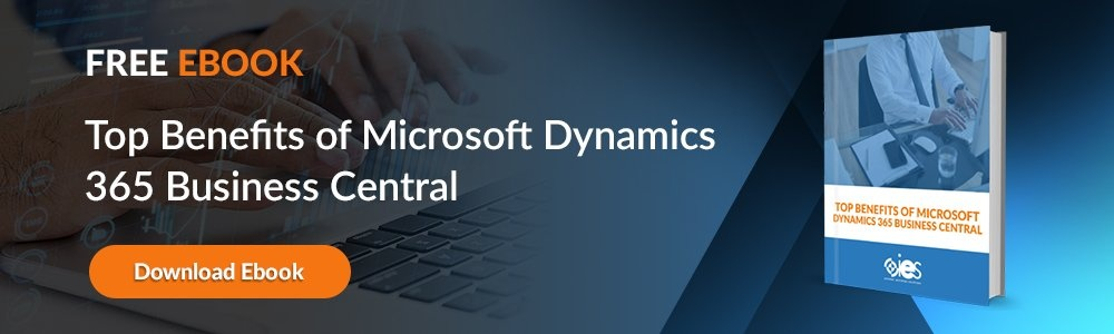 Top Benefits of Microsoft Dynamics 365 Business Central
