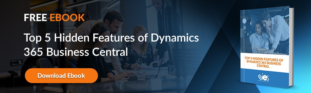 Top 5 Hidden Features of Dynamics 365 Business Central