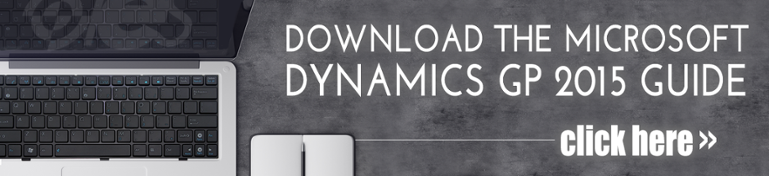 Microsoft Dynamics GP 2015 PDF