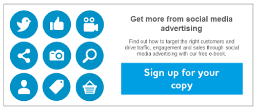Sign-up for the Social Media Advertising Whitepaper