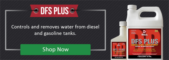 DFS Plus for Water in Fuel Tank