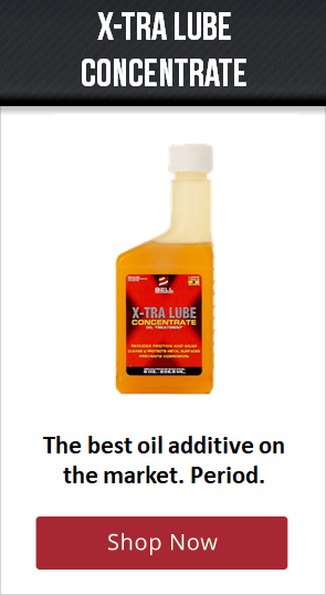 X-tra Lube Oil Additive